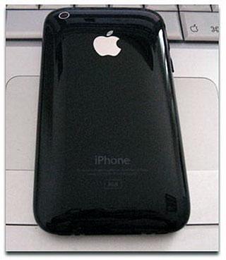 (3G iPhoneの流出画像)