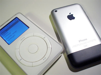 (1st generation iPod & iPhone)