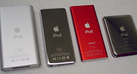 (iPod mini/1st nano/2nd nano/3rd nano)