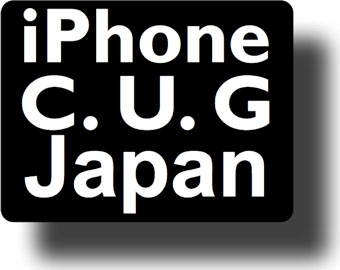 iPhone Creative User Group Japan
