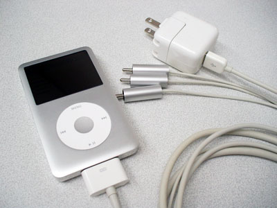 AppleコンポジットAVケーブル