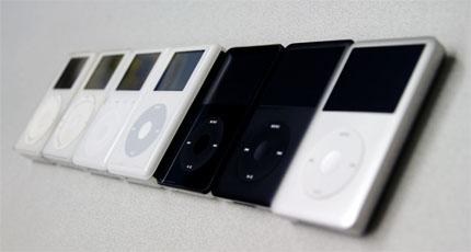 iPod classicシリーズ