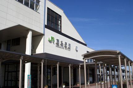 恵み野駅1