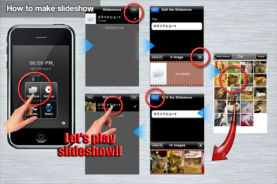 myPhotoViewer - How to make slideshow