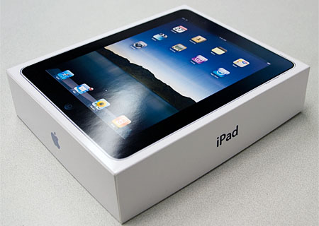 iPad arrived!?