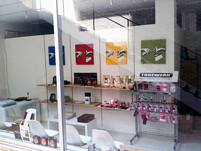 Focal Storeショールーム(代官山)