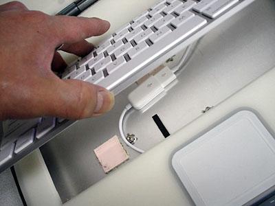 iBook w/Apple Keyboard