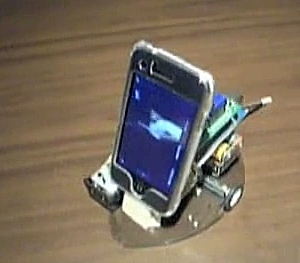 iPhone Becomes Robot