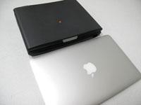 MacBook Air/PowerBook2400c