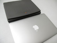 MacBook Air/PowerBookDuo230