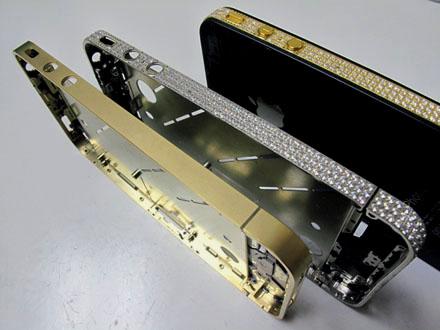 iPhone 4/ミッドフレーム