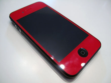 iPhone 4 RED