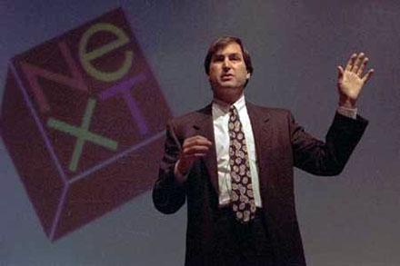 Steve Jobs(NeXT Computer)