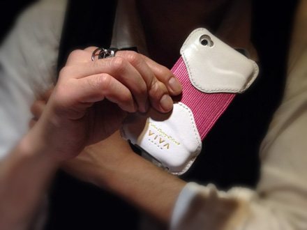 ROBERU×VIVA JAPAN iPhone 4S/4 case