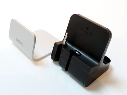 Belkin Desktop Dock iPhone 5