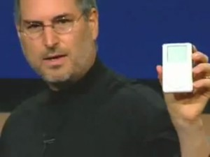 Steve-Jobs-iPod-2001-birth