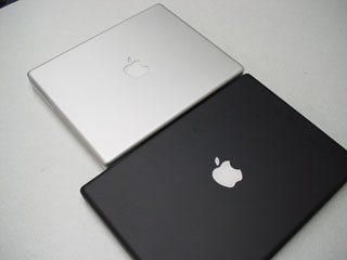 PBG4とMacBook