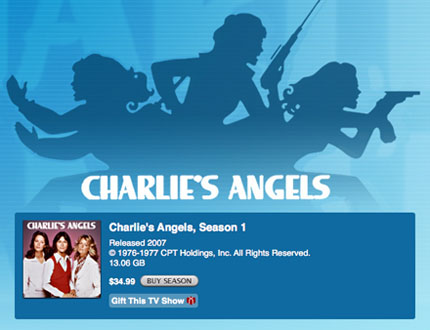 Charlie's Angels. Season 1