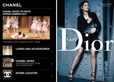 CHANEL / Dior