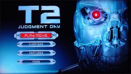 top menu - T2