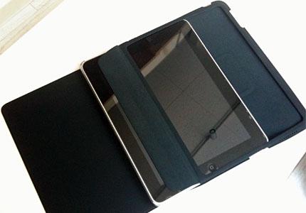 「TUNESHELL for iPad」w/iPad Case