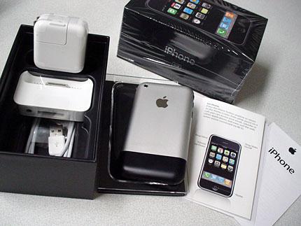 iPhone 2G(付属品)