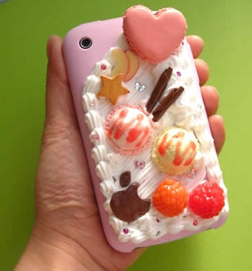 Marzipan-Look iPhone Cases Appealing or Appalling?