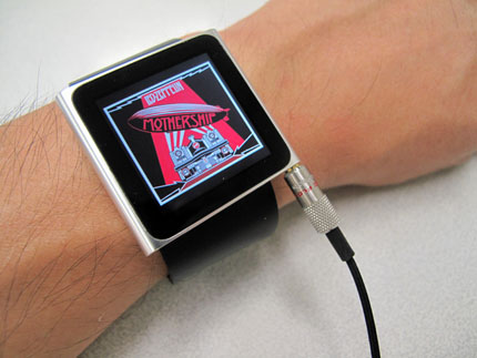 iPod nano Watch
