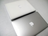 MacBook Air/iBook Dual USB