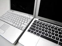 MacBook Air/PowerBook G4