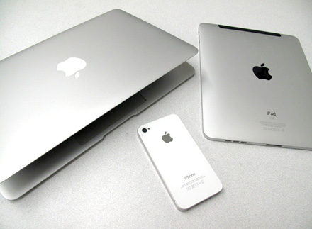 MacBook Air/iPad/iPhone