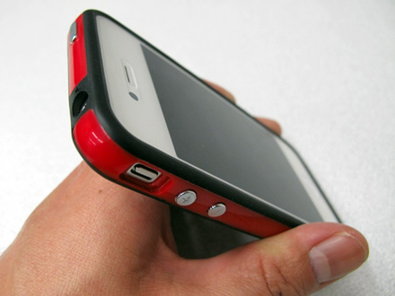iPhone 4 Bumper(Red)