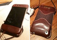 ROBELU iPhone Case