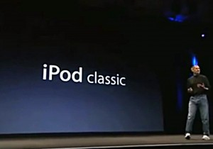 Apple Special Event, September 2007より